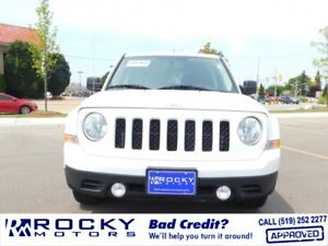 2016 Jeep Patriot - BAD CREDIT APPROVALS