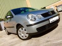 2003 VW Polo 1.4 Petrol Automatic Full Service History And Full Year MOT. Call 07723351409 Thanks.
