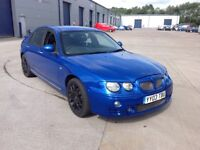 Mg zt 2.0 Cdti manual with a new clutch and brakes and mot until the 30th of May 2018