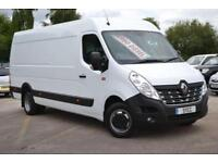 2014 Renault Master Renault Master dCi LML35 H2 TW TWIN AXLE Business Extra M...
