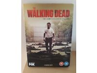 Walking Dead Season 6 dvd