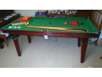 Snooker table, Good condition, Free!