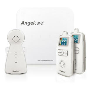 Angelcare Movement and Sound Monitor (2 parent units)