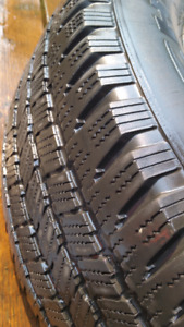 4 of Michelin LTX 245/65R17 with rims (Langley)