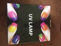 Uv lamp for gel nails
