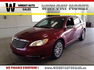 2011 Chrysler 200 SUNROOF|BLUETOOTH|103,401 KMS