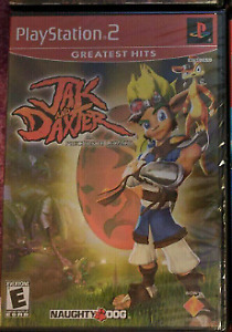 Jak and Daxter PS2 (Brand new)