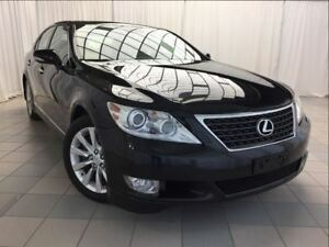 2011 Lexus LS 460 Sport Appearance Package: 1 Owner, AWD.