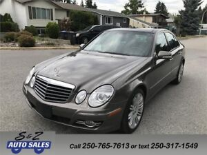 2008 Mercedes Benz E-350 4matic