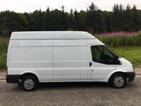 2012 (12) FORD TRANSIT T300 F.W.D LWB PANEL VAN - 2.2TDCI- 60000 Miles Imaculate Example