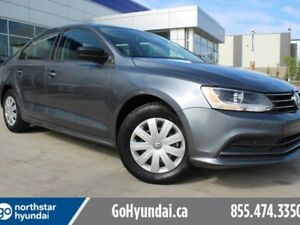 2015 Volkswagen Jetta 2.0L BACK UP CAMERA LOW KMS
