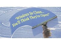 Looking for a reliable window cleaner? Frames and doors included with any window clean.
