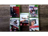 *** FREE *** 5 Blockbuster GAMES FOR XBOX 360/ COMPATIBLE WITH Xbox One
