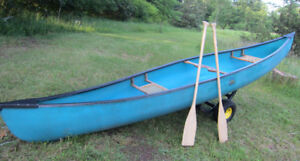 CANOE ~ CLEARWATER DESIGN ~ 2 SEATS ~ REPUTABLE BRAND ON MARKET!