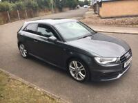 2013/13 Audi A3 2.0TDI S-Line✅LOW MILES✅LIKE NEW