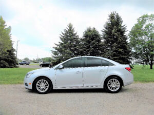 2012 Chevrolet Cruze ECO-  Just 131K!!  ONE OWNER & 4 NEW TIRES