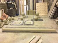 Stone cills sills Heads Lintels cast Concrete