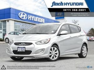 2013 Hyundai Accent GL Hatchback   Winter Tires   Sunroof   H...