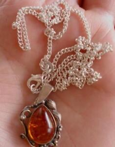 Sterling Silver Necklaces–DEALERS CHOICE!-Please view all Pic's!