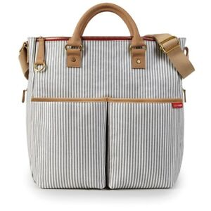 "Skip Hop special edition ""French Stripe"" diaper bag"
