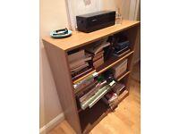 2 Ikea shelves