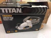 Titan wall chaser 1700w TTB293WCH