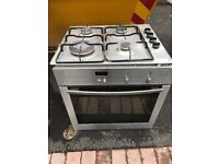 Used electric oven and gas hobb