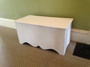 """Solid Pine Chest, Toy Box, Boot Box, Blanket Box. 31"""" x 15.5"""""""