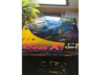 Scalextric speed machines set