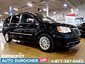2013 Chrysler Town & Country LIMITED - AUTOMATIQUE - TOUT ÉQUIPÉ