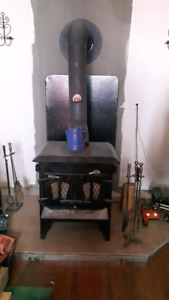 Wood stove (SOLD)