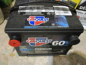 Battery Carquest 60