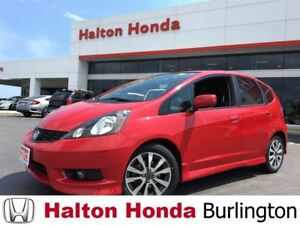 2013 Honda Fit SPORT|HEATED MIRRORS|BLUETOOTH