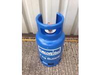 3/4 full 7kg gas bottle