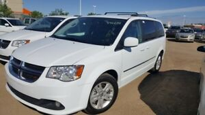 2016 Dodge Grand Caravan Crew Plus - Heated Leather, Reverse Cam