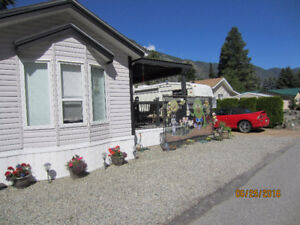 OWN YOUR OWN LAND AND HOME IN POPULAR RV RESORT.