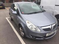 2010 Vauxhall Corsa 1.0, 88,000 miles drive away