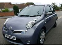 NISSAN MICRA 25 2008 [BRAND NEW 12 MNTHS MOT, LOW MILEAGE]