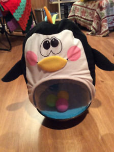 Rolling Penguin