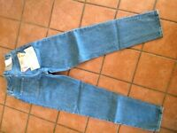 "Levi's- 501 Cut for Girls - new with labels- 27""waist/32"" leg"