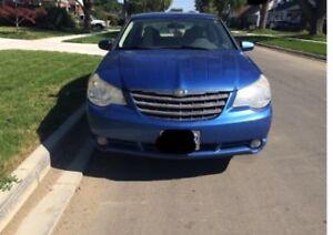 2008 Chrysler Sebring Sedan