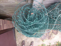 plastic coated wire fence rolls