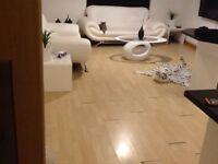 BARGING !!!Stunning white 3+2 seater sofas modern/ contemporary style