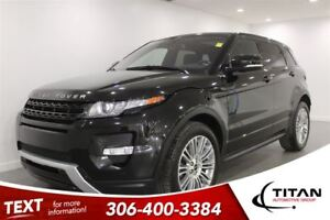 2012 Land Rover Range Rover Evoque AWD|Nav|Heated Leather|PST Pa