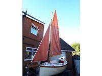 Character Boats Coastal Whammel 17