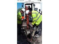 Digger Driver / Skilled Labourer / General Labourer