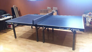 Ping Pong Table - Stiga - Great Condition