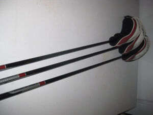 TaylorMade Burner Rescue Hybrid Clubs 3, 4 and 5 - $20 ea