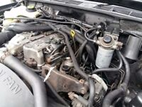 jeep cherokee 2.5 VM engine