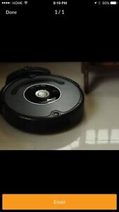 Programmable schedule Roomba 550
